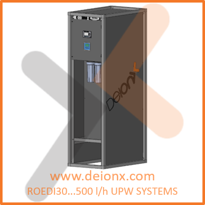 ROEDI 30 t/m 500 UPW System