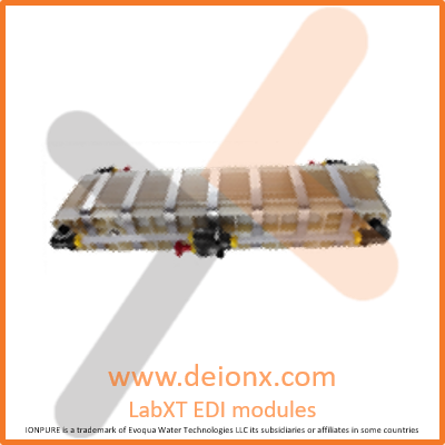 Ionpure LabXT EDI modules