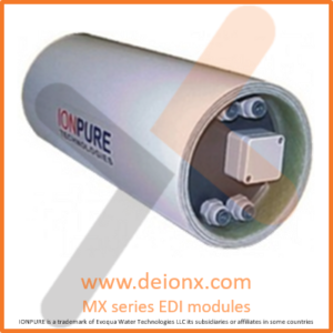 Ionpure MX series EDI modules